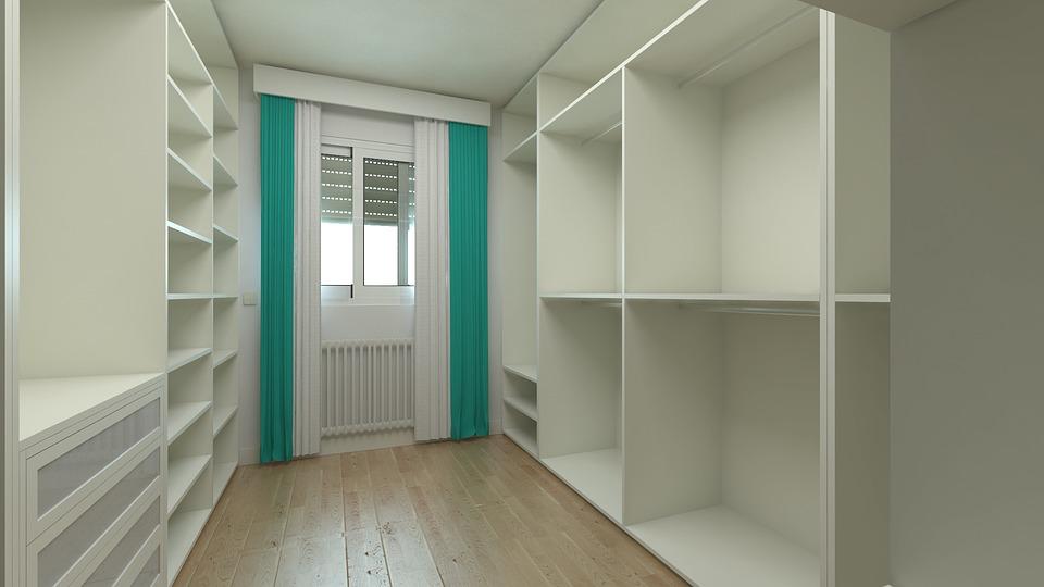 La cabina armadio per ordinare il guardaroba: i progetti ...