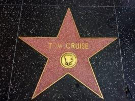tom cruise altezza
